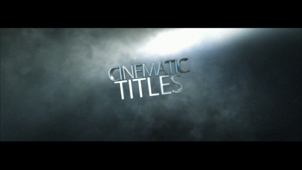 Cinematic Title