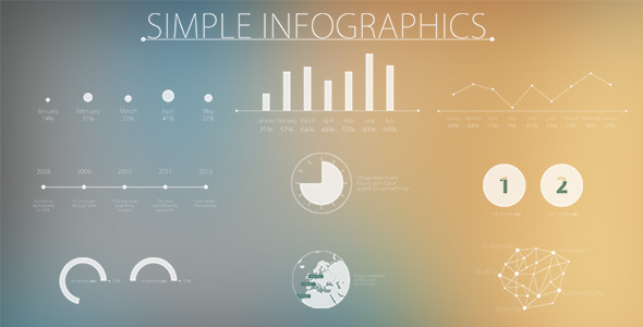 HUD & Infographic Elements - After Effects Projects