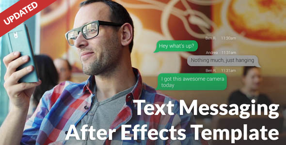 Text Messaging with Photo and Video Options