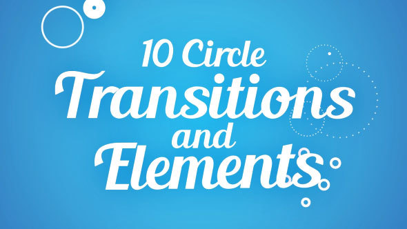 Circle Transitions and Elements