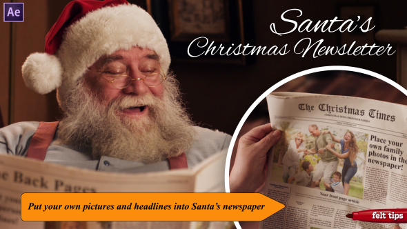 Santa's Christmas Newsletter