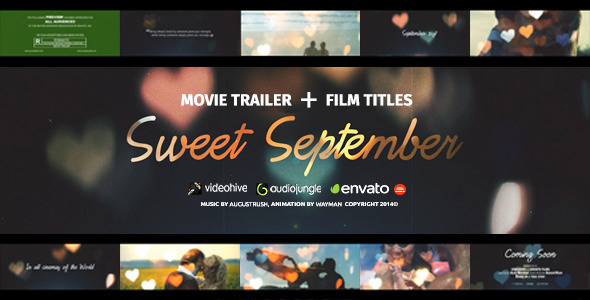 Love Story - Sweet September