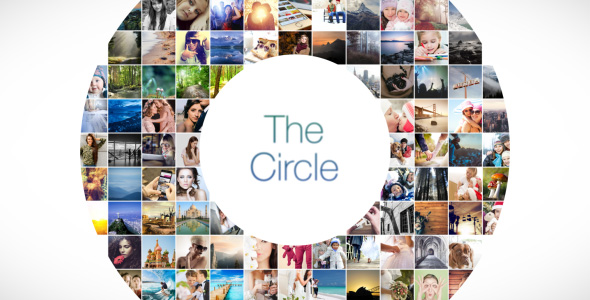 The Circle Mosaic Slideshow