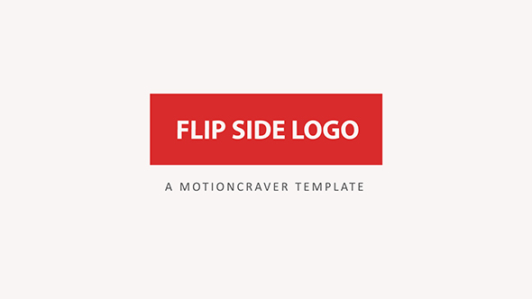 Flip Side Logo Reveal