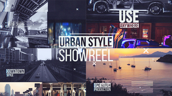 Urban Showreel