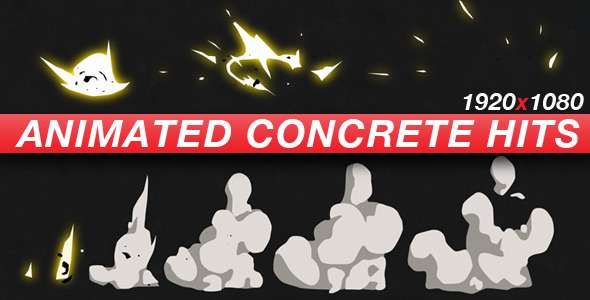 Animated Concrete Hits - Anime Action Essentials