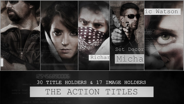 The Action Titles