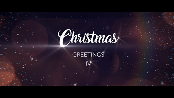 Christmas Greetings IV