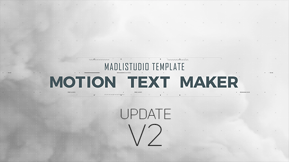 Motion Text Maker