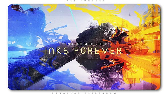 Inks Forever Parallax Slideshow