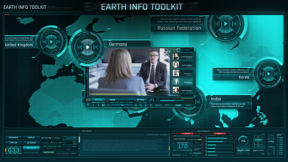 Earth Info Toolkit
