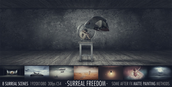 Surreal Freedom