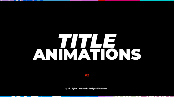 Title Animations