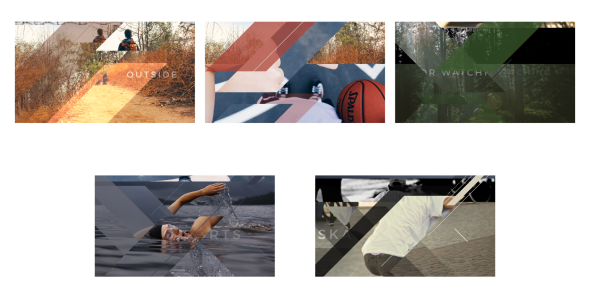 Modern Transitions 5 Pack