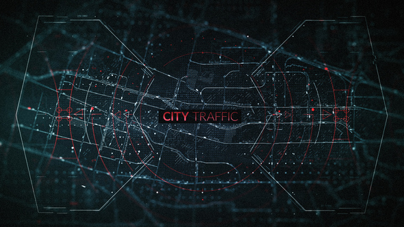 City Traffic Trailer