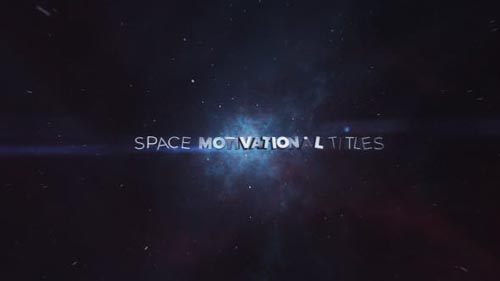 Space Motivational Titles