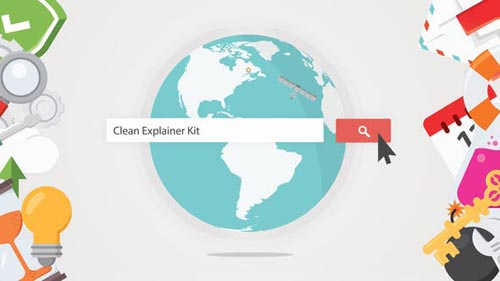 Clean Explainer Kit