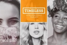Timeless - Parallax Gallery